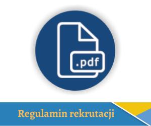 Regulamin rekrutacji 2021/2022