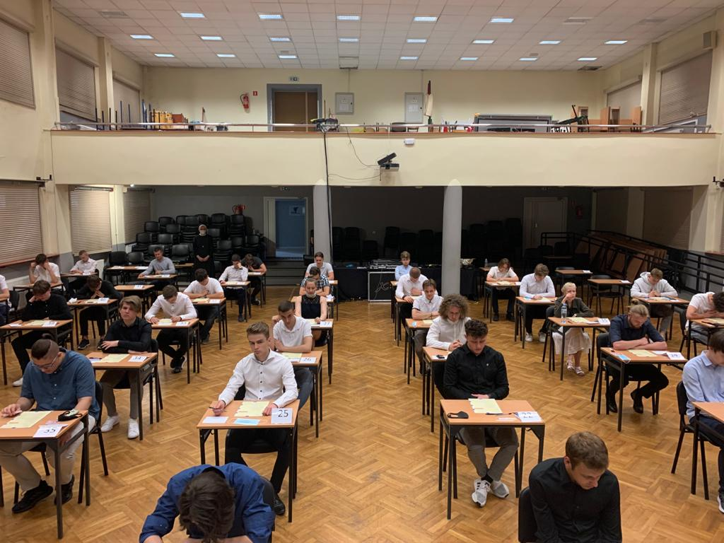 Trwają egzaminy zawodowe