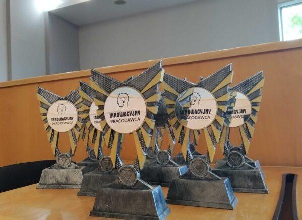 Wręczenie statuetek Innowacyjnego Pracodawcy