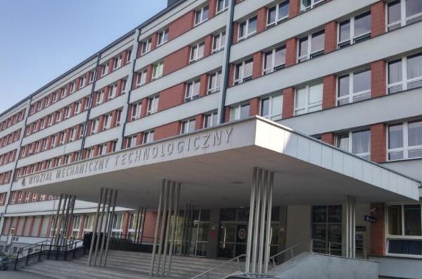 Wydział Mechaniczny, Technologiczny PŚ