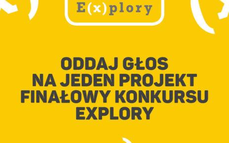 głosowanie explory