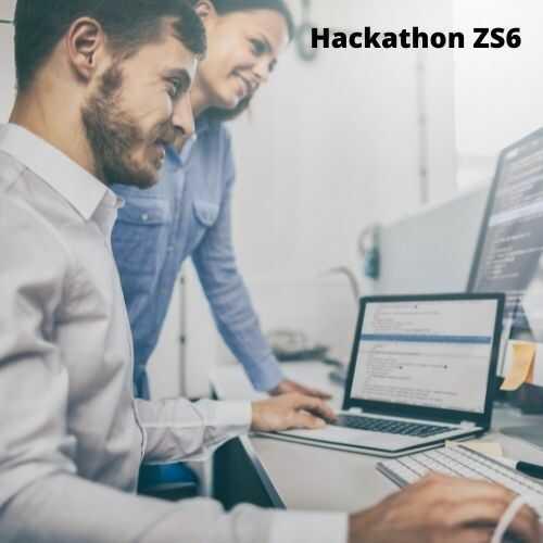Podsumowanie Hackathonu 2021 w ZS6